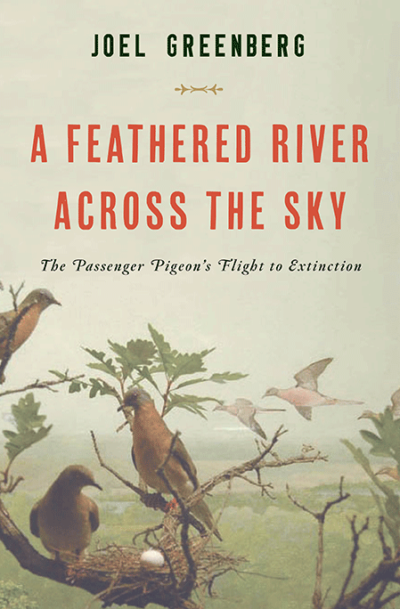 Cover: Joel Greenberg's A Feathered River Across the Sky